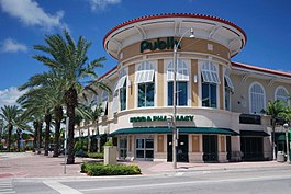 Publix-vestiging in Surfside (Florida)