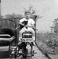 Puch típusú oldalkocsis motorkerékpár. Fortepan 5162.jpg