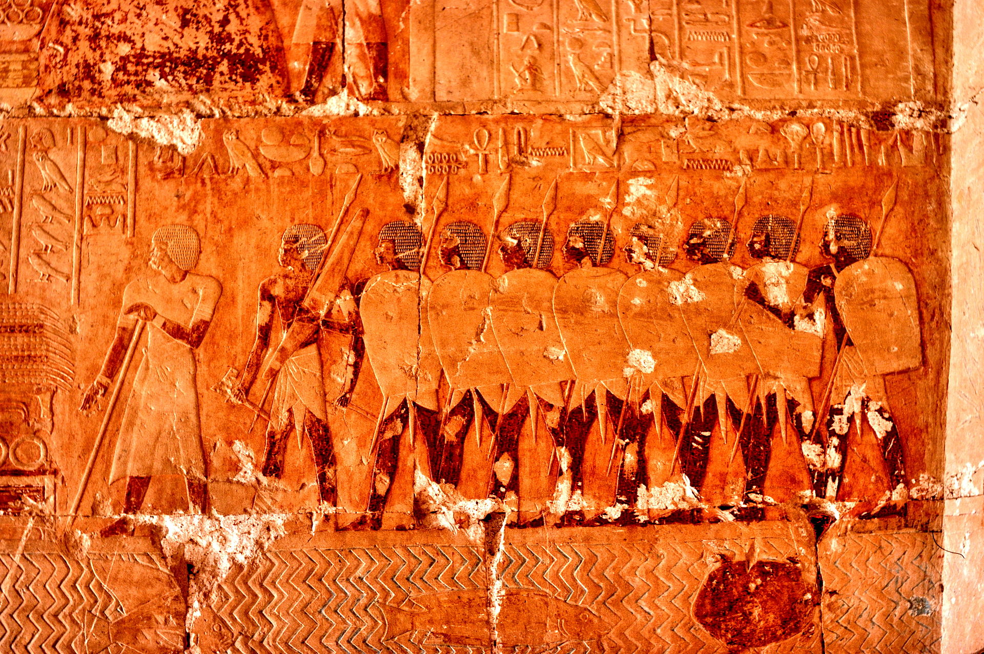 Out for War or A Shopping Trip? Why Hatshepsut Traveled to the Kingdom of Punt