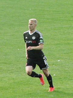 Ats Purje Estonian footballer