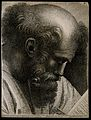 Pythagoras. Etching by P. Fidanza after Raphael. Wellcome V0004824.jpg