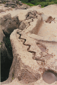 Qenko Archaeological site - snake.png