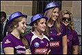 Queensland Netball Firebirds parade day-22 (19235027852).jpg