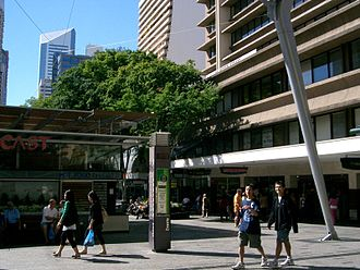 Queen Street Mall, Brisbane - Queen Street Mall