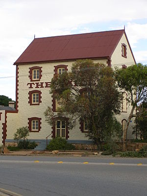 Quorn, South Australia - The Old Mill