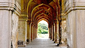 Archways at Qutb Shahi Tombs