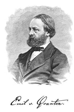 Emil von Qvanten - Image: Qvanten, Emil von av Falander