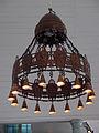 Røros kirke chandelier.jpg