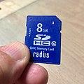 RADIUS SDHC 8GB card - 1.jpg