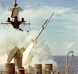 RIM-67A launch
