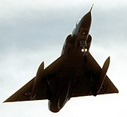 RNZAF Mirage III PITCH BLACK 84 1
