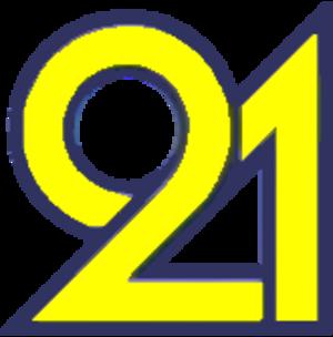 La Deux - Image: RTBF Télé 21 logo révisé