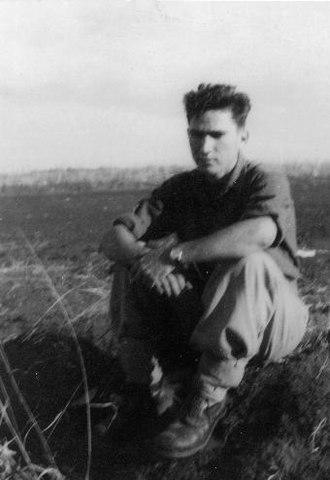 Harel Brigade - Rafael Eitan, Commander Company A, 4th Battalion, Harel Brigade (1948)