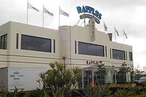 Canning Bridge - The Raffles Hotel
