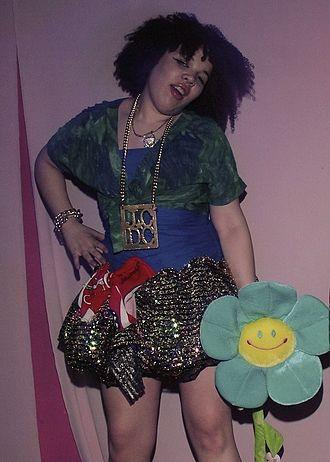 Miniskirt - Rah rah skirt (2007 revival by Jean-Charles de Castelbajac)