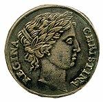 Raha; markka; 2 markkaa - ANT4a-195 (musketti.M012-ANT4a-195 1).jpg
