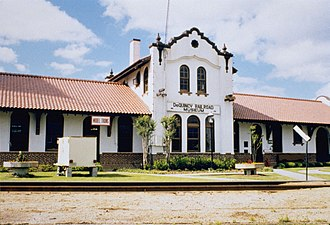 DeQuincy, Louisiana - DeQuincy Railroad Museum