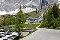 Ramsau am Dachstein Türlwandhütte Seilbahn Bushaltestelle.jpg
