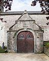 Raphoe Cathedral Church of St. Eunan Porch 2016 09 02.jpg