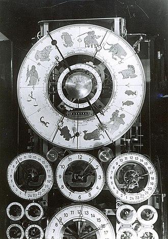 Rasmus Sørnes - Sørnes' Clock No. 4