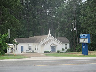 Ratcliff, Texas - Image: Ratcliff, TX, Baptist Church IMG 7528