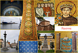 Collage of Ravenna