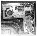 Reconstruction; General plan of sacred precints, Epidaurus Wellcome L0011575.jpg