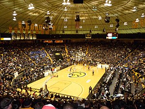 Reed Green Coliseum - Image: Reed Green Coliseum