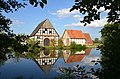 Reflected Reconstructions, Detmold Open Air Museum - panoramio.jpg