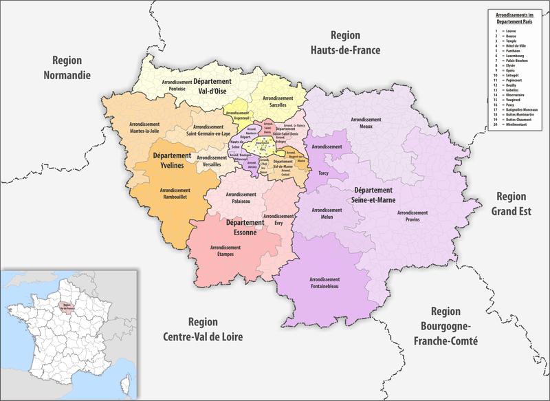 File:Region Île-de-France Arrondissement 2017.png