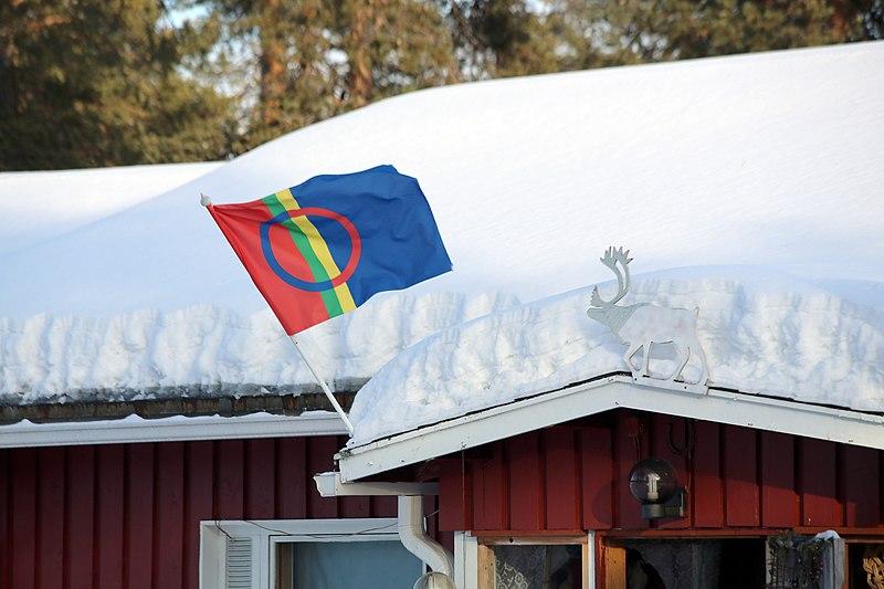 File:Reindeer farm, Inari, Suomi - Finland 2013-03-10 b.jpg