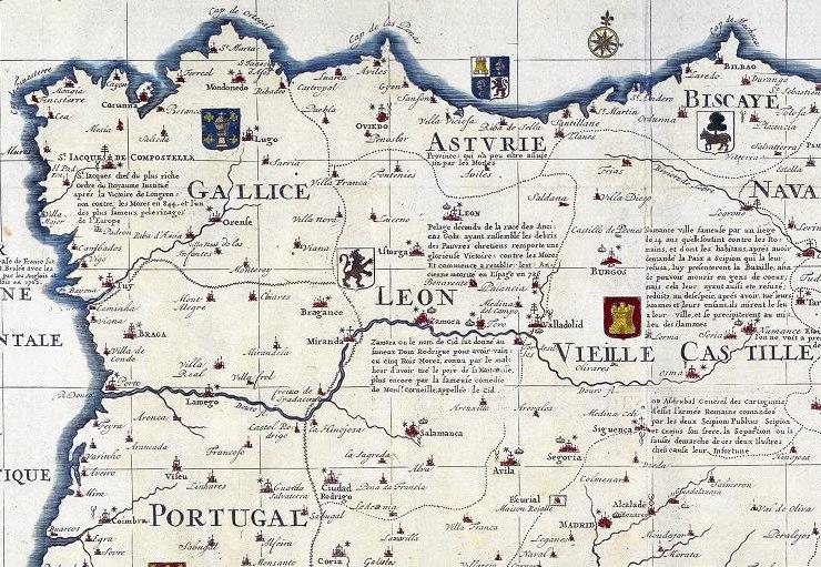 Localización de León