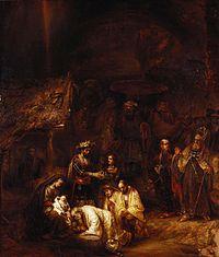 Rembrandt - Adoration of the Magi RCIN 405350.jpg