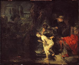 Susanna and the Elders (Rembrandt)