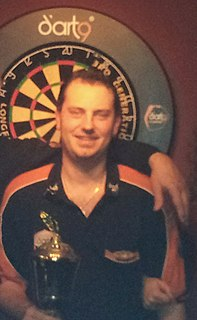Remco van Eijden Dutch darts player
