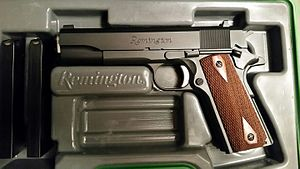 Remington 1911 R1 - Image: Remington R1 1911