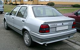 Renault 19 Chamade rear 20071204.jpg