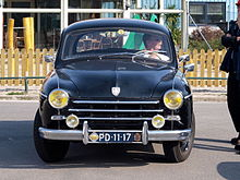 Renault Fregate R1100 (1953) , Dutch licence registration PD-11-17 pic2.JPG