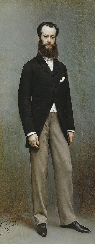 Retrato de Rámon de Errazu