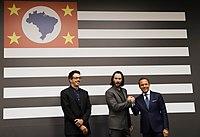Reunião com o ator norte-americano Keanu Reeves (46806574144).jpg