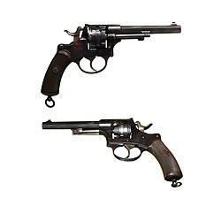 List of revolvers - Wikipedia