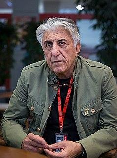 Reza Kianian Iranian actor and artist