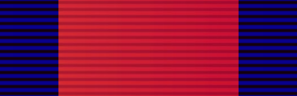 Ribbon bar, Waterloo Medal