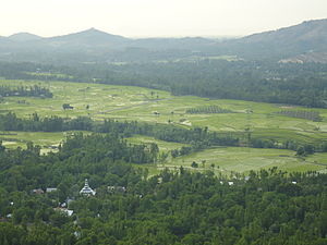 Verinag - View of Verinag town