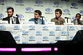 Richard Armitage, Max Deacon, Jeremy Sumpter & Arlen Escarpeta (13947699395).jpg