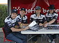 Rick Kelly, Todd Kelly, Ben Collins and Nathan Pretty.jpg