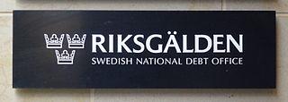 Swedish National Debt Office Swedish administrative authority