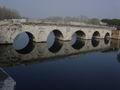 Rimini - Ponte romano - Foto Giovanni Dall'Orto, aprile 2004 01.jpg