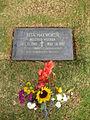 Rita Hayworth's grave.JPG