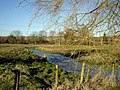 River Itchen looking north from Cheriton Mill - geograph.org.uk - 128065.jpg